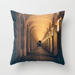 Arcades Grand Théâtre - Bordeaux Throw Pillow