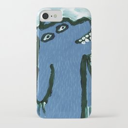Art Bear iPhone Case