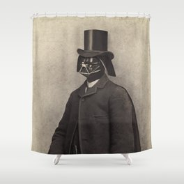Lord Vadersworth Shower Curtain