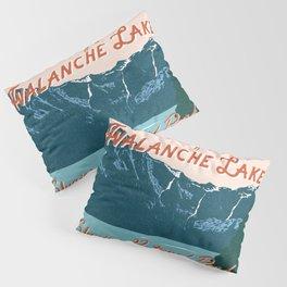 Avalanche Lake Pillow Sham