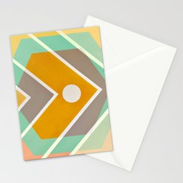 Fish -color graphic Stationery Cards