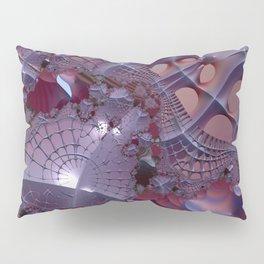 Meshing up Pillow Sham