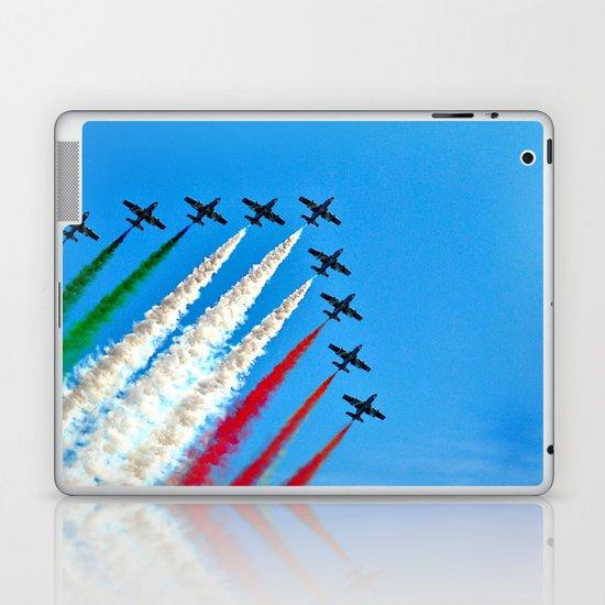 Frecce Tricolori Laptop & iPad Skin