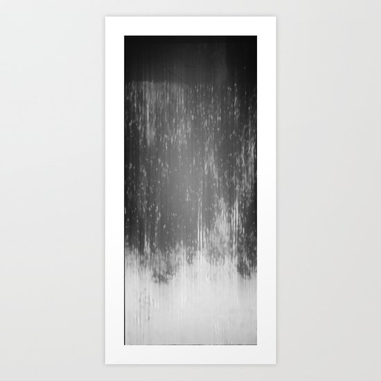 coal mining accident 5 Art Print