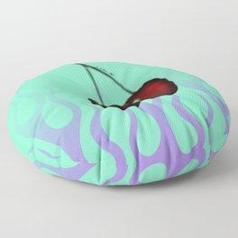 Cherry Bomb Floor Pillow
