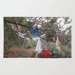 Prayer Flags in Sedona Rug