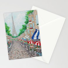 Paris on my Mind Stationery Cards