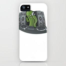 Sound Cactus iPhone Case