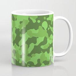 Camouflage Green Coffee Mug