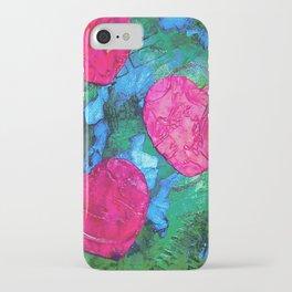 Three Hearts iPhone Case