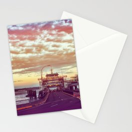 Kingston at Sunset Stationery Cards