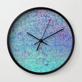 Glitter Star Dust G282 Wall Clock