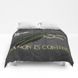 Ganon is Coming Comforters
