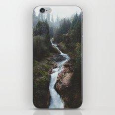 Lava Canyon iPhone & iPod Skin