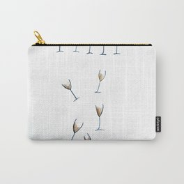 Champagne Poppi Carry-All Pouch
