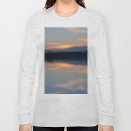 Concept : Water reflection Long Sleeve T-shirt