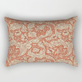 "William Morris ""Bachelors Button"" 1. Rectangular Pillow"