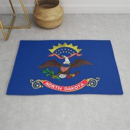 Flag of North Dakota Rug