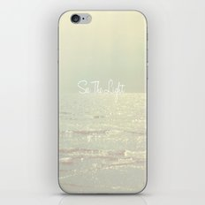 See The Light  iPhone Skin