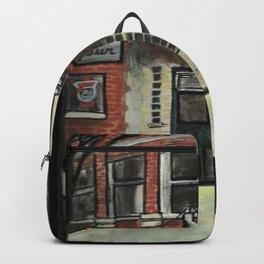 THE Corner Bar Backpack