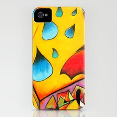 There iPhone (4, 4s) Slim Case