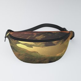 The Golden Lake Fanny Pack
