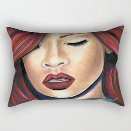 Bad GRILL RiRi Rectangular Pillow