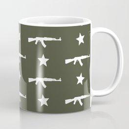 AK-47 Pattern Coffee Mug