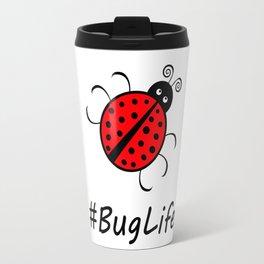 #BugLife (Ladybug) Travel Mug