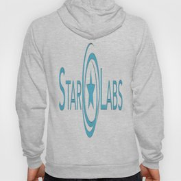 The Star Of Star Labs Hoody