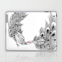 Peacock III Laptop & iPad Skin