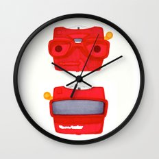 Graceland Wall Clock