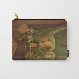 A Zombies Life Carry-All Pouch