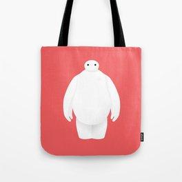 Big Hero 6 - minimal poster Tote Bag