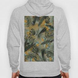 Bird of Paradise Jungle Leaves Dream #3 #tropical #decor #art #society6 Hoody