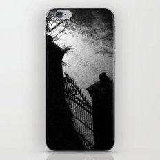 A Dark Winter Night iPhone & iPod Skin