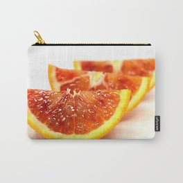 Red oranges wedges Carry-All Pouch