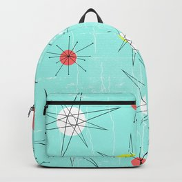Atomic Era Art 'Planets' Backpack