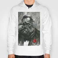 godfather Hoodies featuring The Godfather by MK-illustration