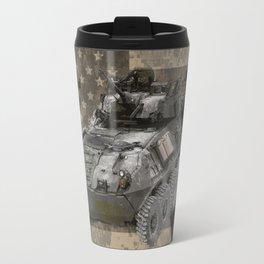 Light Armored Vehicle Travel Mug