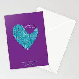 astridfox + kellyontherun project Stationery Cards