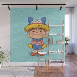 mae'chi studio ghibli style Wall Mural