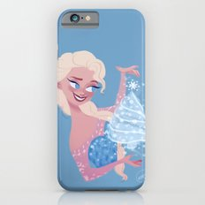 Icy christmas Slim Case iPhone 6s