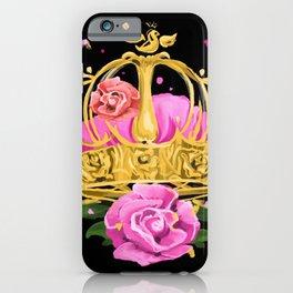 Queen crown iPhone Case