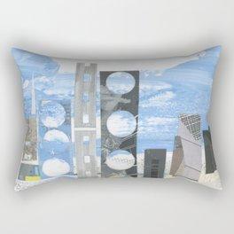 In Between Sea & Sky Rectangular Pillow