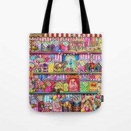 The Sweet Shoppe Tote Bag