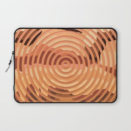 TOPOGRAPHY 2017-000 Laptop Sleeve