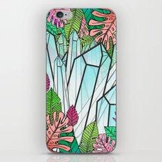 Crystal Jungle iPhone Skin