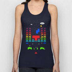 INVATRIS : The reinforcements arrived! Unisex Tank Top