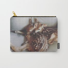 Nothing To Fear My Deer Carry-All Pouch